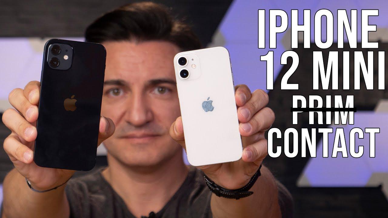 iPhone 12 MINI - Prim (Secund) Contact