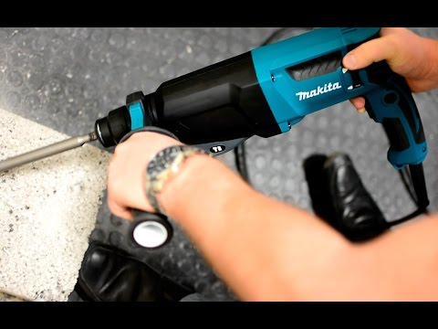 Makita HR2630T 110v Rotary Hammer Drill With Quick Change Chuck