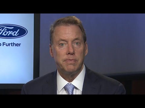 Bill Ford On The Company S Future