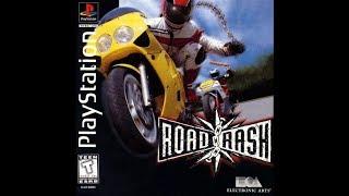 Nostalgia Road Rash Ps1