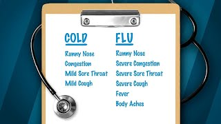 Is It a Cold or the Flu? Here's What You Need to Know