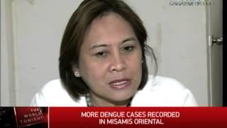 More dengue cases found in Misamis Oriental