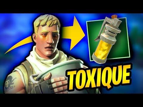 MES ADVERSAIRES SONT TELLEMENT TOXIQUES
