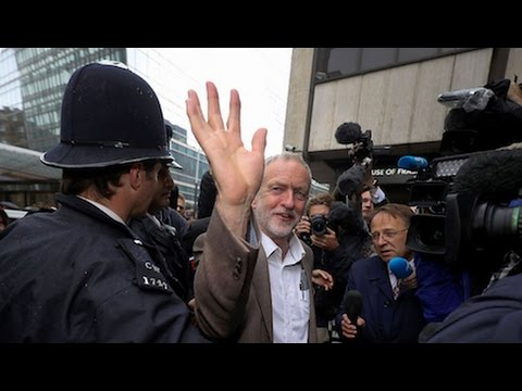 Jeremy Corbyn Wins Right to Defend His Leadership of Labour Party
