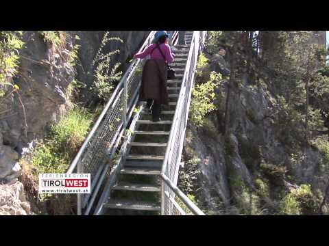 Zammer Lochputz - Tirols mystische Klamm