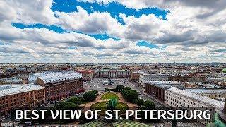 BEST VIEW OF ST. PETERSBURG, RUSSIA 🇷🇺