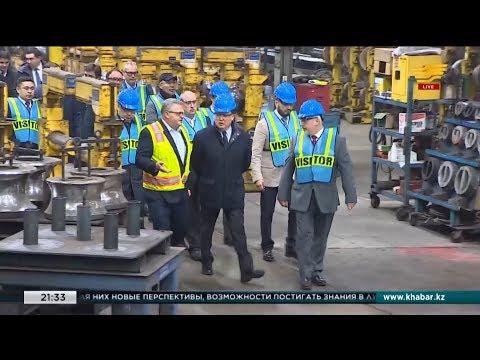 Компании из США построят в Казахстане два крупных завода