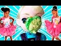 disney movie in real life princess tea party frozen elsa anna dolls toy dress up costume part 2