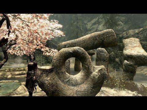 SKYRIM eps 276 Beautiful Ancestors Grove