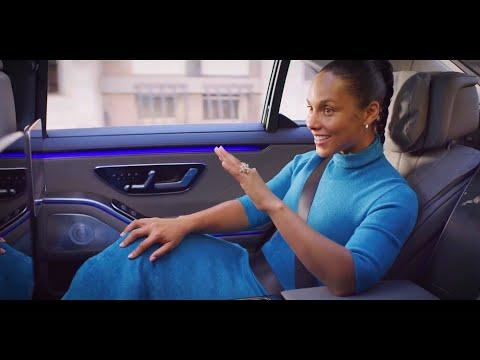 """Mercedes-Benz 2021 W223 S-Class """"UY Scuti"""" Music Video"""