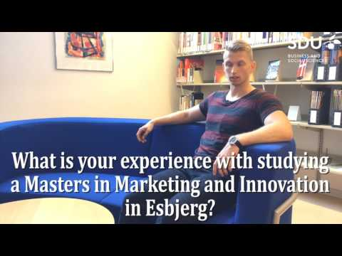 SDU Esbjerg - Marketing And Innovation