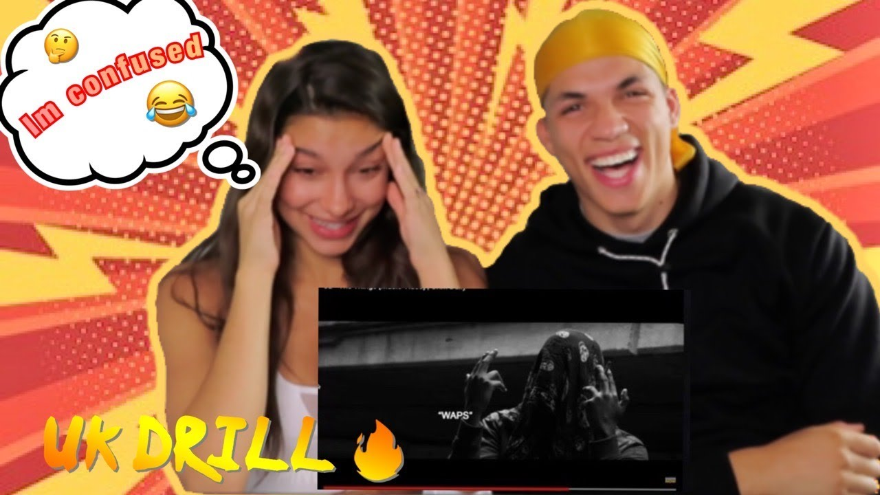 Showing my VENEZUELAN GIRLFRIEND UK DRILL MUSIC | Breaking down the lyrics!?