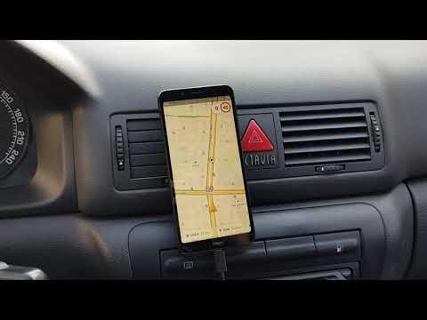 навигатор на смартфоне Xiaomi Redmi 7a