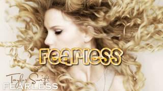 Fearless [Karaoke-Instrumental] - Taylor Swift