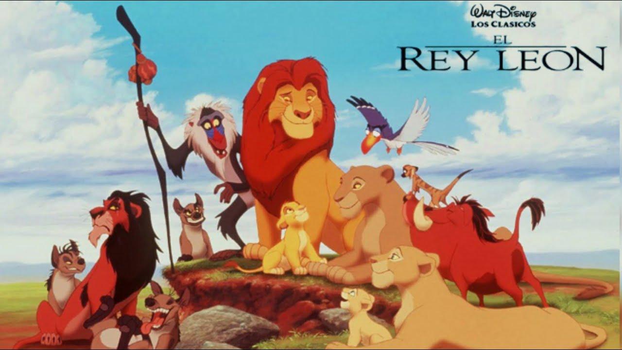 el rey leon libro pdf