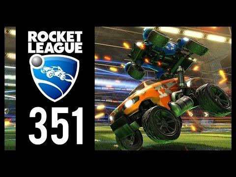 Rocket League Gameplay - Part 351 - On Target