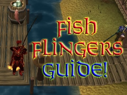 Completionist Quickies - Detailed Guide To Fish Flingers! | Great Fishing XP!