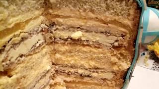 """Торт """"Сумасшествие""""  Наш тортик на годик. Обалденный!!!"""