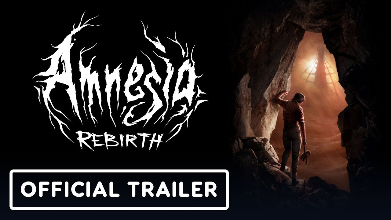 Amnesia: Rebirth - Official Announcement Trailer