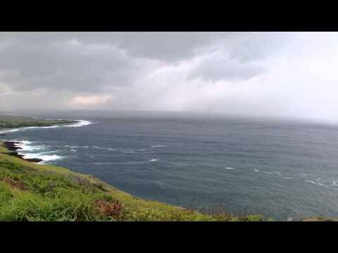 Hurricane Iselle Felt In Punalu