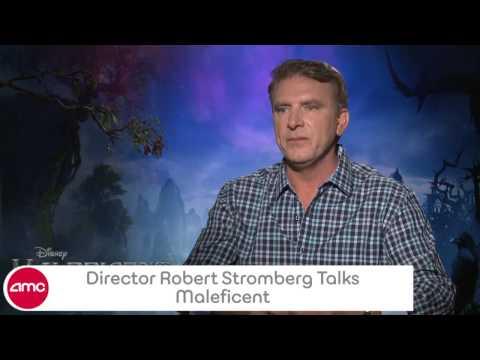 Robert Stromberg Talks MALEFICENT With AMC