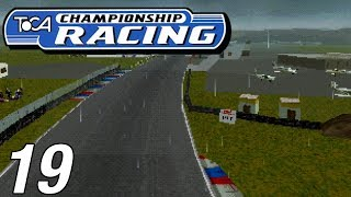 Let's Play TOCA Touring Car Championship - Part 19 - Thruxton Race 3