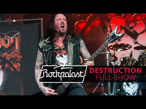 Destruction live | Rockpalast | 2016