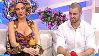 Anna Lesko s-a maritat in secret cu Pavel Stratan.