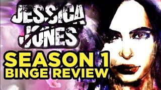 JESSICA JONES Season 1 POST-BINGE REVIEW (SPOILERS)