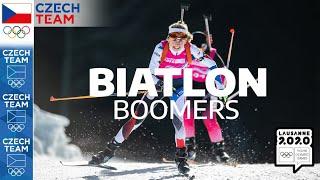 Olympijské hry mládeže: Biatlon Boomers