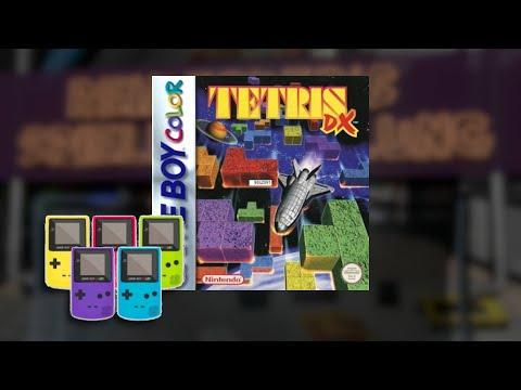 Gameplay : Tetris DX [Gameboy Color]