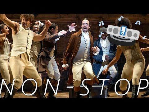 Non Stop - Hamilton: A Google Images Musical