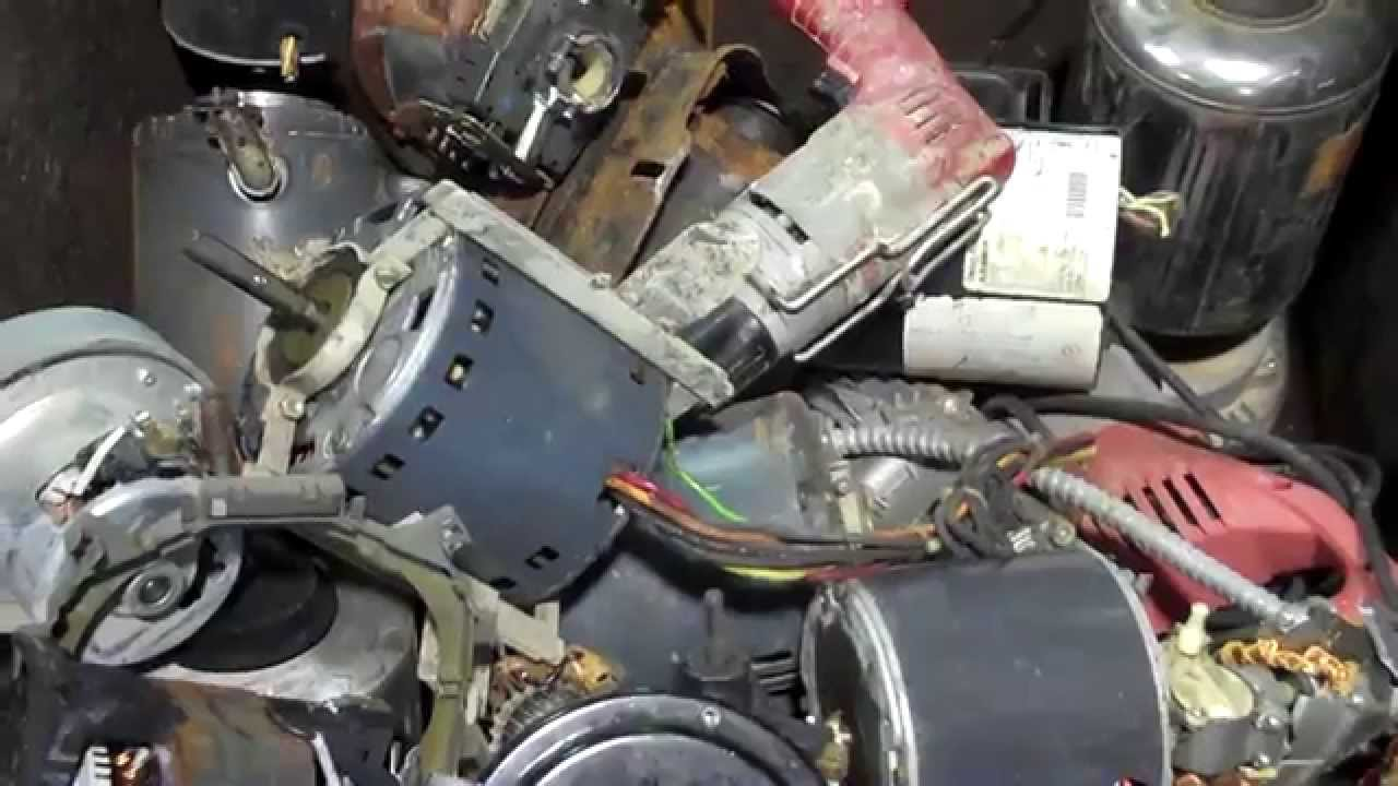 Price Difference of Electric Motors vs. Sealed Units - YouTube