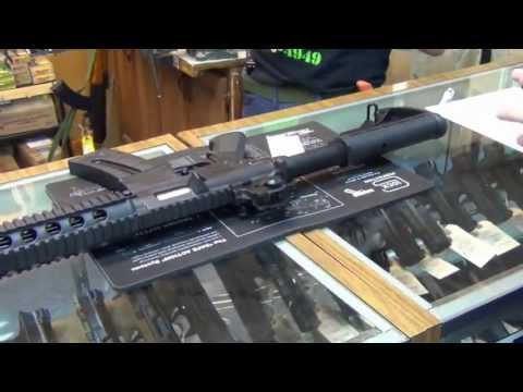Smith & Wesson M&P15-22 Purchased at Moss Pawn