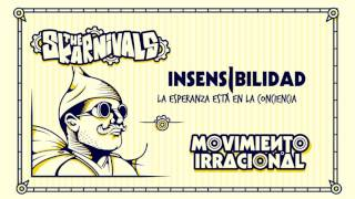 The Skarnivals - Insensibilidad