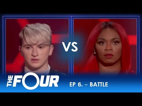 Anthony Gargiula vs Ali Caldwell: A Young Gun BATTLES a Seasoned Pro! Who Wins? | S2E6 | The Four