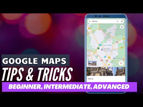 Google Maps Tips & Tricks (BEGINNER, INTERMEDIATE, ADVANCED)