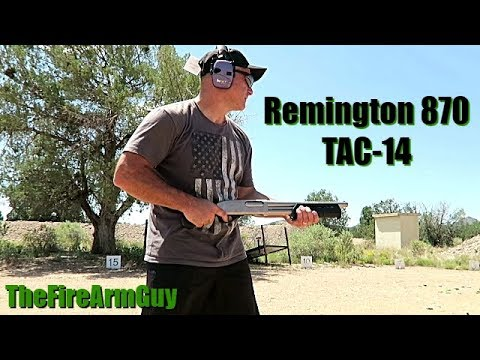 Op-Ed: New Remington V3 Tac-13 semi-auto 12 gauge firearm