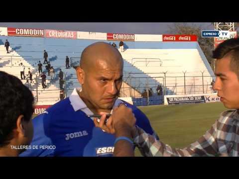 Nelson Cardozo, autor del primer gol | Monterrico SV 1 - 3 Talleres de Perico