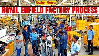 Royal Enfield Manufacturing Process Plant - Chennai thumbnail