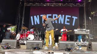 The Internet, Girl, Laneway Festival, Sydney, February 2018