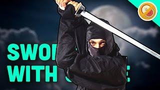 HOW TO BE A NINJA! | Sword With Sauce Gameplay