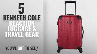 Top 10 Kenneth Cole Reaction Luggage & Travel Gear [2018]: Kenneth Cole Reaction Out of Bounds 20