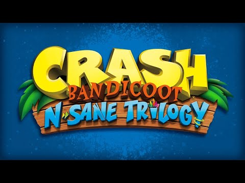 Crash Bandicoot 2 - Stage 5 Crash Dash  