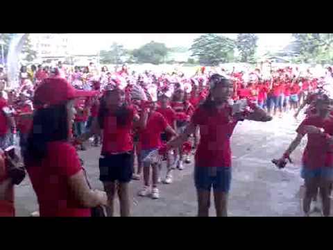 Pozorrubio Central School Intrams 2010