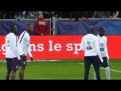 Mamadou Sakho ● Bacary Sagna ● Moussa Sissoko ● Josuha Guilavogui ● France vs Danemark 2015