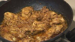 """ BEHARI CHICKEN KARAHI "" Bajias Cooking"