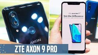 ZTE Axon 9 Pro, más PRO que NUNCA: primeras impresiones