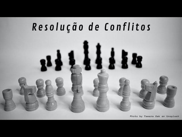 Por que brigamos? | Resolução de Conflitos | - Tiago 4.1-12 | Pr. Ricardo