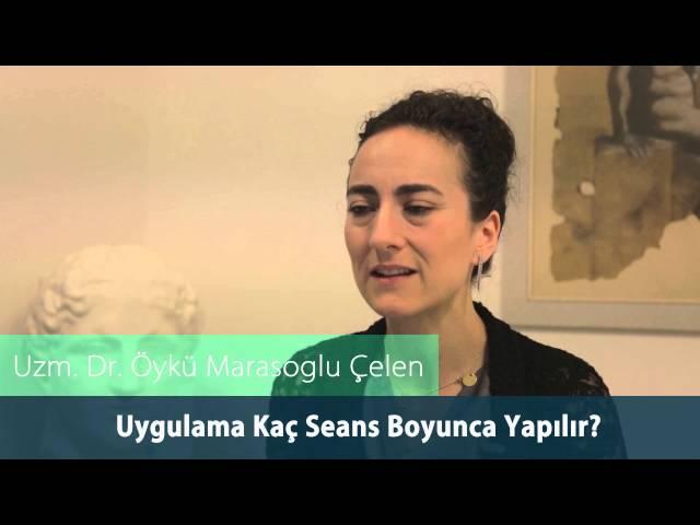 Dr.Öykü Maraşoğlu Çelen - Co2 Fraksel Lazer Kaç Seans Uygulama yapılır ?